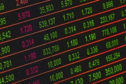 Handle med aktier